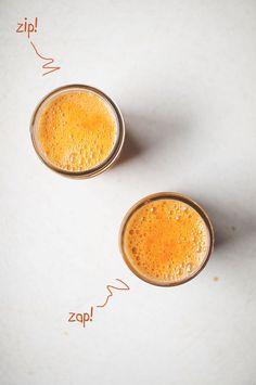 Carrot Beet Orange Apple Juice