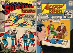 Superman Fan Podcast Episode #255: Superman Comic Books Cover Dated October 1961: Superman #148 & Action Comics #281! http://thesupermanfanpodcast.blogspot.com/2013/01/episode-255-superman-comic-books-cover.html