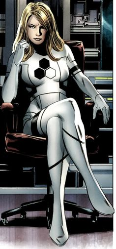 Susan Storm Richards - She deserves a good movie adaptation. I really thought Kate Mara could have been the right actress and I still think she is, but the F4ntastic movie was just too bad..
