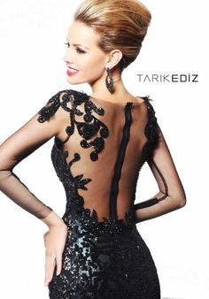 Tarik Ediz 92105 at Prom Dress Shop   Prom Dresses