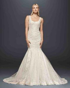 Truly Zac Posen Spring 2017 Wedding Dress Collection   Martha Stewart Weddings – Sleeveless mermaid wedding dress