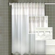Ricardo Trading Geneva All In One Shower Curtain