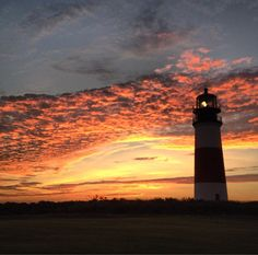 Good morning Sankaty Light