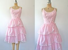 Beautiful 1950's dress mint condition for sale. This website has some great vintage stuff.