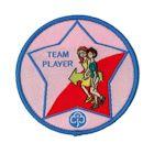 Guide Team Player Badge - 2013 onwards