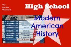 American History Course beg. @ Cilvil War | Our Journey Westward