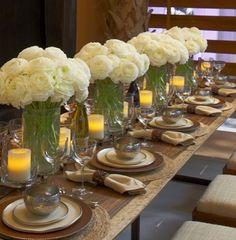 Ralph Lauren table glam