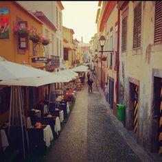Zona Velha ~ Rua de Santa Maria_madeira island