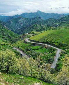 Paveh Nowsood Road, Iran