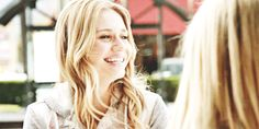 """When you first saw Rita Volk as Amy on Faking It, you did a double take so hard you actually hurt your neck.   21 Signs You're In Love With Rita Volk From MTV's """"Faking It"""""""
