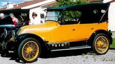 1919 Franklin Model 9B Touring