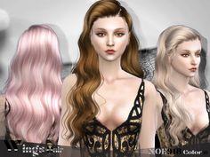 Lana CC Finds - WINGSIMS HAIR NOE918 F