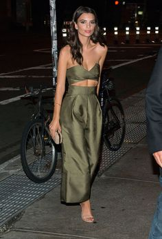 "Emily Ratajkowski pour la promotion de ""We Are Our Friends"" à New York"