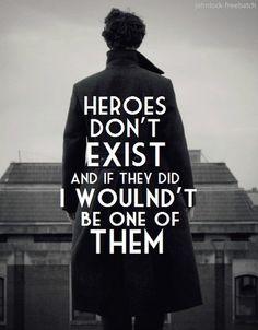 Heroes - sherlock Fan Art