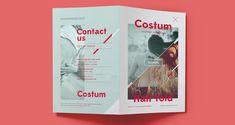 Creative Freebies, Free, Bifold, Brochure, and Mockup image ideas & inspiration on Designspiration Bi Fold Brochure, Brochure Template, Mockup, Booklet, Graphic Design, Templates, Creative, Free, Fashion Brand