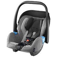 Recaro Privia Group 0+ Baby Car Seat in Shadow http://www.parentideal.co.uk/john-lewis--baby-car-seats.html