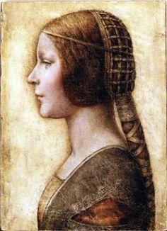 La Belle Princesse - Léonardo da Vinci