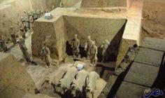 باحثون أسبان يكتشفون مقبرة فرعونية لخادم ملكي…: عثر باحثون أسبان على مقبرة فرعونية في مدينة الأقصر الأثرية، تعود إلى عصر الانتقال الثالث…