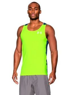 Under Armour  CoolSwitch Run Singlet Tank