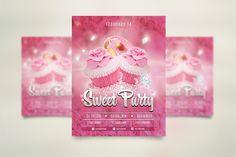 Sweetness Love Valentine's Day Flyer