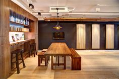 Timber Office Hong Kong, Conference Room, Table, Furniture, Design, Home Decor, Decoration Home, Room Decor