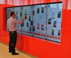Multi Touch Interactive Video Wall Display The interactive or multi touch video wall display is a very large and wide touch or gesture sensi...