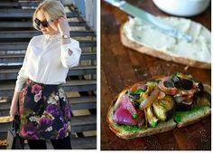 Cookish Stylish: SPRING FASHION&FOOD with STYLLOVE BLOG