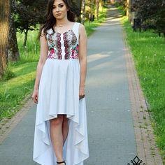 Sukienka góralska - Asymetria 2