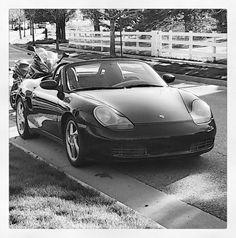 Beautiful Porsche Boxster