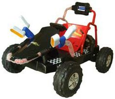 This is modified #PowerWheels
