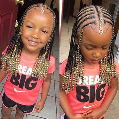 Black Kids Hairstyles, Natural Hairstyles For Kids, Baby Girl Hairstyles, Kids Braided Hairstyles, Box Braids Hairstyles, Natural Hair Styles, Beautiful Hairstyles, Ethnic Hairstyles, Toddler Hairstyles