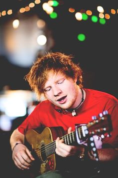 Ed Sheeran - Found on everything-stylinson.tumblr.com via Tumblr