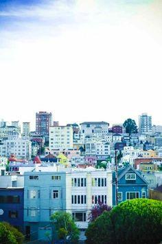 San Francisco cityscapes