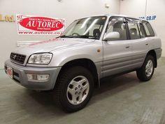 Japanese vehicles to the world: 1997 Toyota RAV4 4WD for Uganda to Mombasa