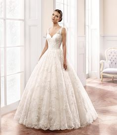 Eddy K Wedding Dresses 2015 Milano Collection - MODwedding