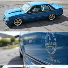 Holden VK SS...Peter Brock Special