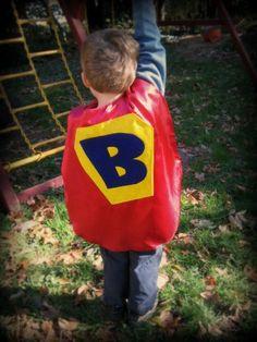 Kids Dress up Capes Custom Superhero Princess Cape with Mask Featured on Martha Stewart. $21.50, via Etsy.