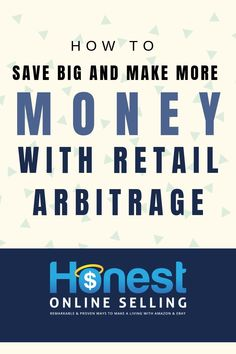 Do you know how to reduce your retail arbitrage and online arbitrage costs and s. Make Money On Amazon, Make More Money, Extra Money, Ebay Selling Tips, Selling Online, Amazon Online, Amazon Fba, Sunday Paper Coupons, Best Business To Start
