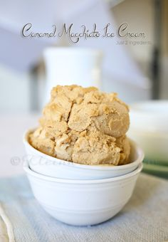 Caramel Macchiato Ice Cream on kleinworthco.com