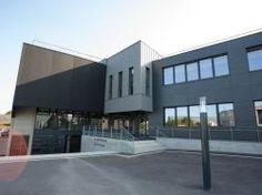 Une école d'ingénieurs double sa surface et se dote de salles BIM