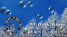 NRHS Holiday Boutique, SAT. DEC. 7th, 2019 | 10am ~ 3pm @ North Rockland High School, 106 Hammond Rd, Thiells, NY 10984 Holiday Boutique, High School, Dessert, Grammar School, Deserts, High Schools, Postres, Secondary School, Desserts