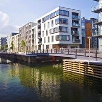 Erfaringer fra Sluseholmen - Dansk Arkitektur Center