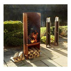 Firebird grill by Wittus - Fire by Design on HomePortfolio