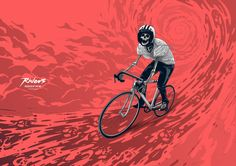 RIDERS on Behance