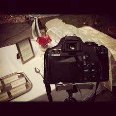 day of wedding stationery photo shoot
