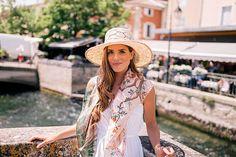 L'Isle-sur-la-Sorgue, Fontaine-de-Vaucluse & Gordes, Provence   Gal Meets Glam   Bloglovin'