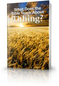 What Does the Bible Teach About Tithing? | United Church of God