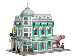 Lego ideas: The Fortune casino modular lego casino building https://ideas.lego.com/projects/145201 #modular #casino #fortune #modularbuilding #legoideas #ideas #lego #moc #building #Architecture #corner Lego ideas Modular building Lego casino Modular lego casino Modular lego MOC