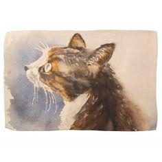 kotora-the cat towels