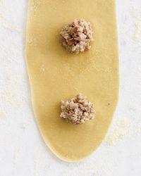 Meat Ravioli Recipe from Food & Wine